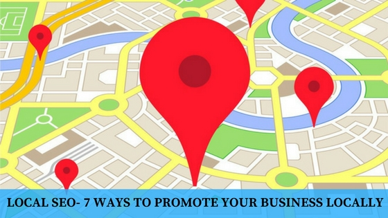 7 Successful Ways to Promote Your Business Locally