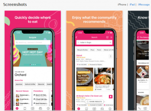 Burpple Food App