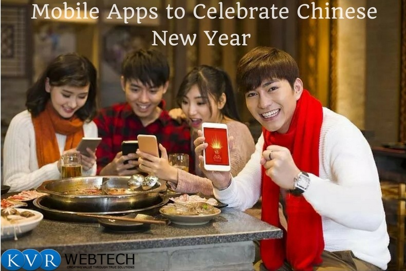 5 Mobile Apps to Celebrate Chinese New Year in Singapore