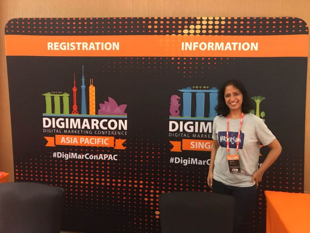 DigiMarCon Asia Pacific 2018 in Singapore Marked a Remarkable Value