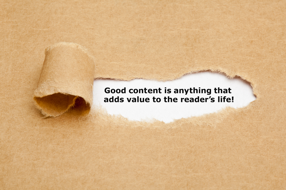 creating valuable content